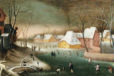 Winter by Abel Grimmer