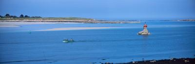 Aber Benoit in the Aber Coast, Finistere, Brittany, France