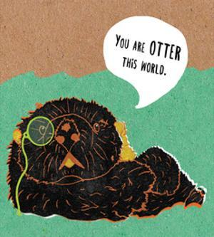 Otter by Abigail Gartland