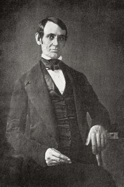 Abraham Lincoln, 1809 – 1865, 16th President of the United States of America