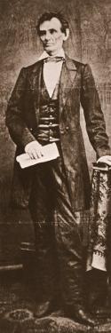 Abraham Lincoln, c.1860