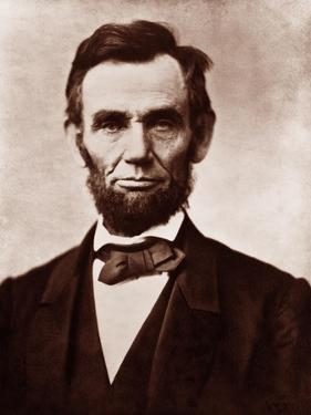 Abraham Lincoln in the Classic 1863 Portrait
