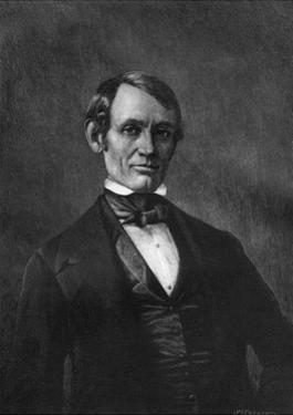 Abraham Lincoln, Lawyer by T Johnson