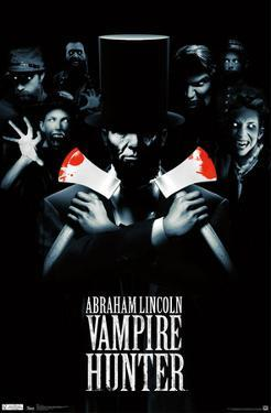 Abraham Lincoln Vampire Hunter - Double Ax