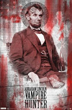 Abraham Lincoln Vampire Hunter - Stake