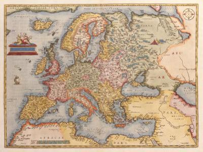 Europae, 1584-1612