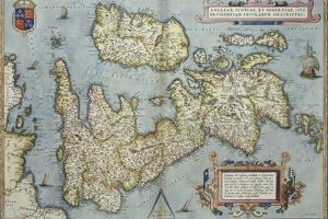 Theatrum Orbis Terrarum by Abraham Ortelius