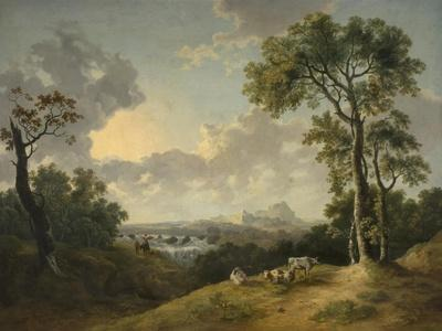 Landscape with a Waterfall, 1783