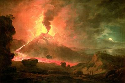 The Eruption of Vesuvius