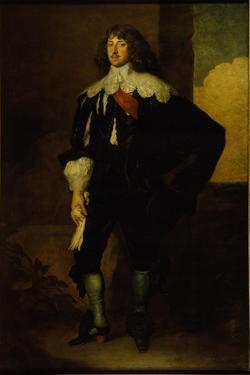 William Cavendish, 3rd Earl of Devonshire by Abraham van Dyck