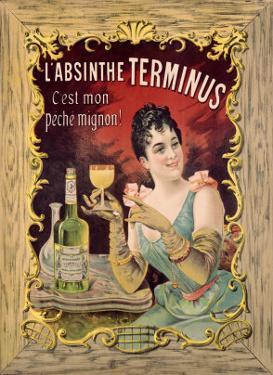 Absinthe Aperitif Liqueur