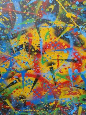 Abstraction by Abstract Graffiti