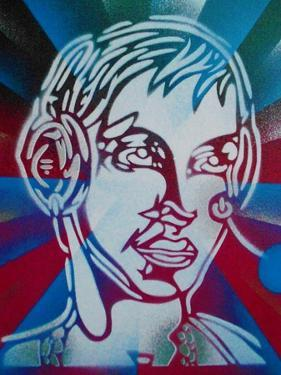 DJ by Abstract Graffiti