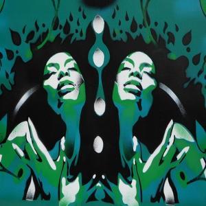Garden of Eden by Abstract Graffiti