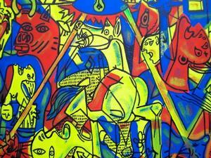 Guernica by Abstract Graffiti