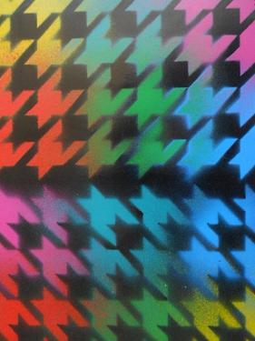 Houndstooth by Abstract Graffiti