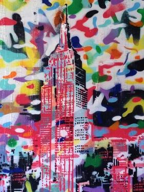 New York Camo by Abstract Graffiti