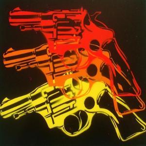 Pop Gun 1 by Abstract Graffiti