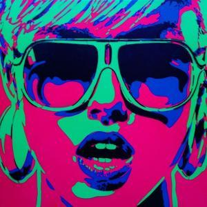 Pop Star 1 by Abstract Graffiti