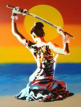 Samurai 2 by Abstract Graffiti