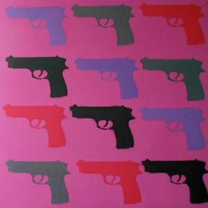 Shooter by Abstract Graffiti