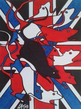 Union Rat by Abstract Graffiti