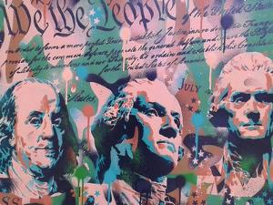 We The People by Abstract Graffiti