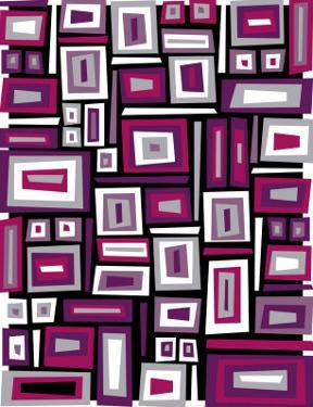 Abstract Rectangle Texture