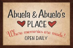 Abuela and Abuelo's Place