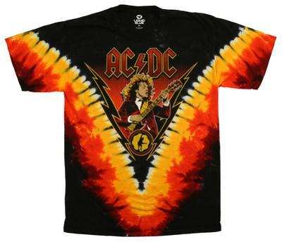 AC/DC - Angus Lightning