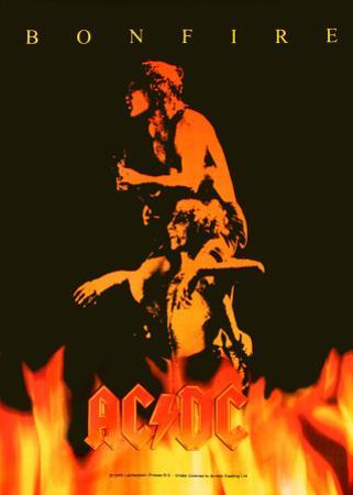 AC/DC -Bonfire
