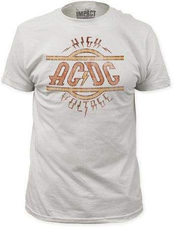 AC/DC - High Voltage (Slim Fit)