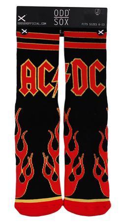 AC/DC - Logo Socks