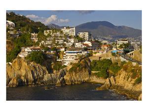 Acapulco Elvis Diving Rock