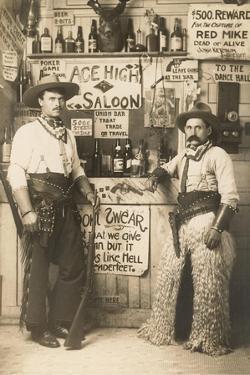 Ace High Saloon
