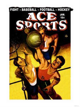 Ace Sports: Basketball