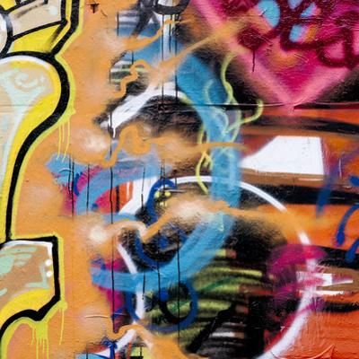 Graffiti Study 6 by Acer Images