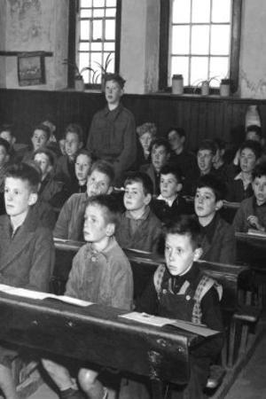 Achill Ireland Classroom