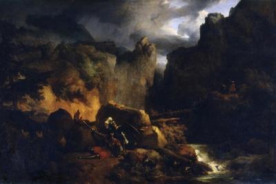 Death of Roland, C1818