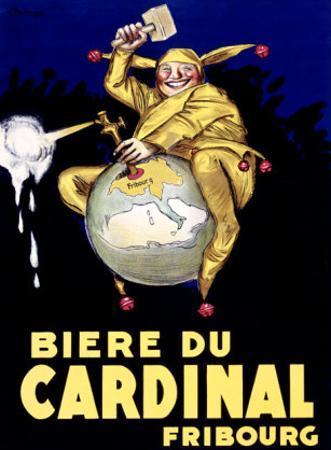 Biere du Cardinal, Fribourg by Achille Luciano Mauzan