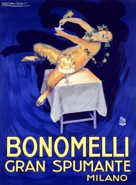 Bonomelli Gran Spumante by Achille Luciano Mauzan