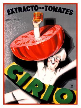 Cirio by Achille Luciano Mauzan