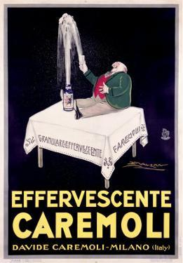 Effervescente Caremoli by Achille Luciano Mauzan