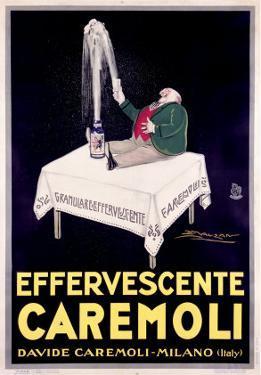 Effervescente Caremoli by Achille Luciano Mauzan