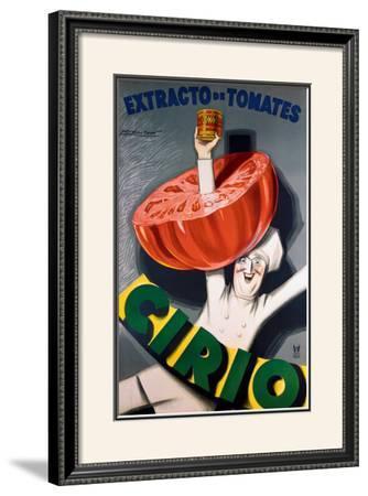 Extracto de Tomates by Achille Luciano Mauzan