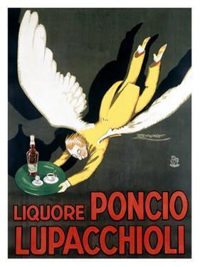 Liquore Poncio Lupacchioli by Achille Luciano Mauzan