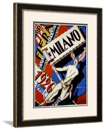 Milano by Achille Luciano Mauzan