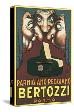 Parmigiano Reggiano Bertozzi by Achille Luciano Mauzan