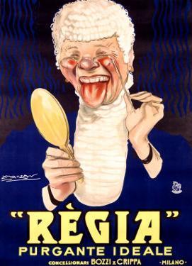 Regia by Achille Luciano Mauzan