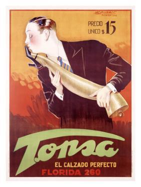 Tonsa by Achille Luciano Mauzan